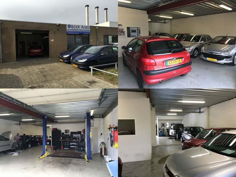 Auto Garage Almere : Oscarauto